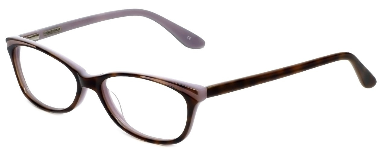 66a5a14e3b78 Corinne McCormack Reading Glasses West-End-LAV in Lavender with Blue ...