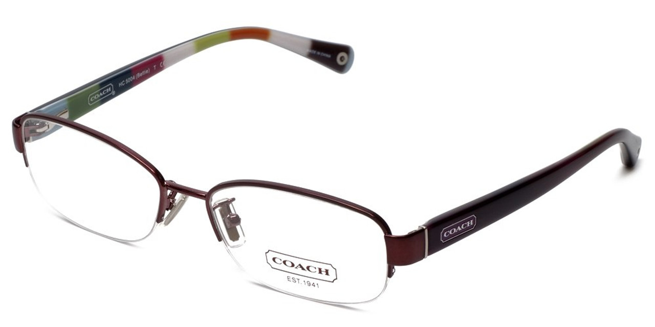 c11f5c20d02a Coach Designer Reading Glasses HC5004-9032-49 in Purple 49mm - Speert  International