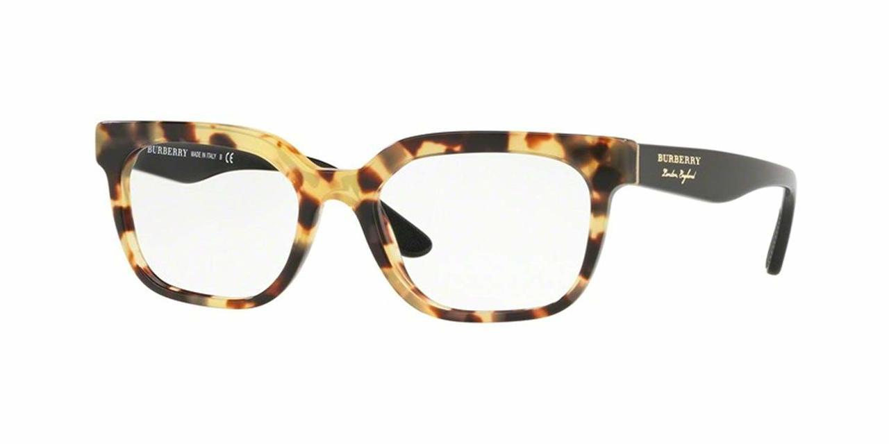 9d8b16c8e1eb Burberry Designer Eyeglasses BE2277-3741 in Light Havana 51mm :: Rx  Bi-Focal - Speert International