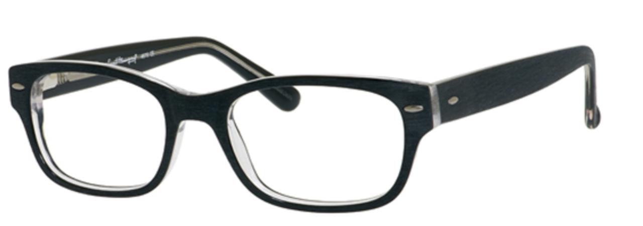 Ernest Hemingway H4670 Unisex Rectangular Eyeglasses Matte French Shell 50 mm