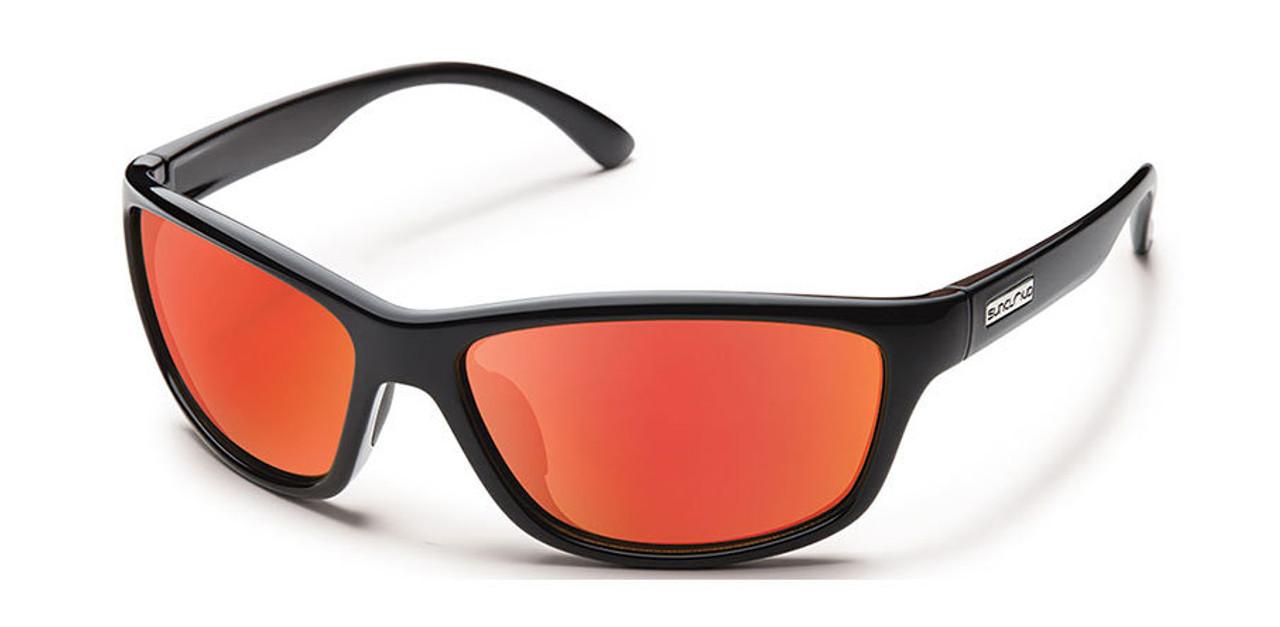 56e68a91b45 ... Suncloud Rowan Polarized Sunglasses Small Fit. Previous. Silver - Blue  Mirror. Black - Red Mirror