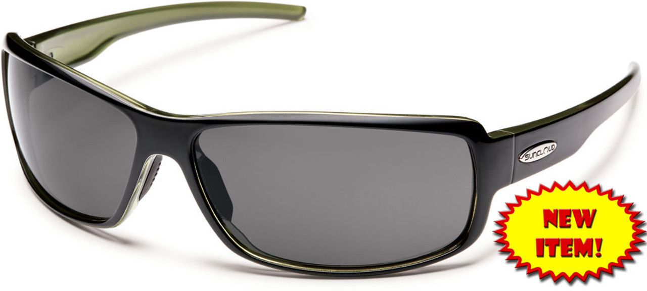 7cbe4e39d47 ... Suncloud Ricochet Polarized Sunglasses. Previous. Black-Backpaint   Grey