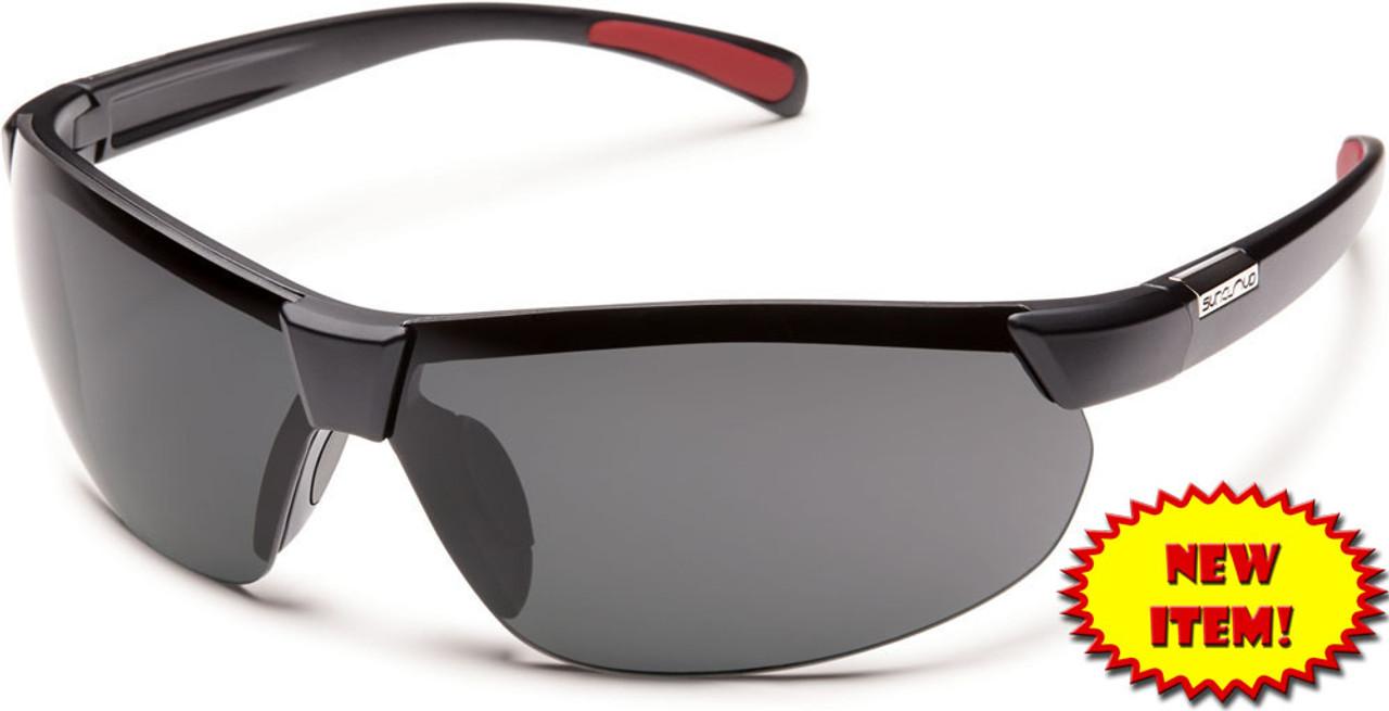 37d901bb75b ... Suncloud Switchback Polarized Sunglasses. Previous. Matte-Black   Grey