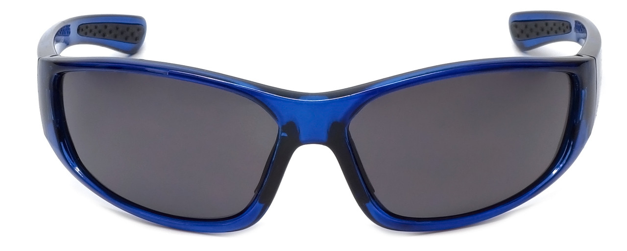 6a95fdf57b9 Harley-Davidson Official Designer Sunglasses HD0108V-90A in Blue Frame with  Grey Lens