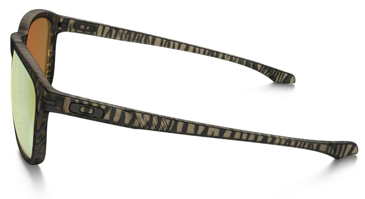 217680c3078 Oakley Designer Sunglasses Enduro in Matte Sepia   24K Iridium Lens (OO9223 -27)