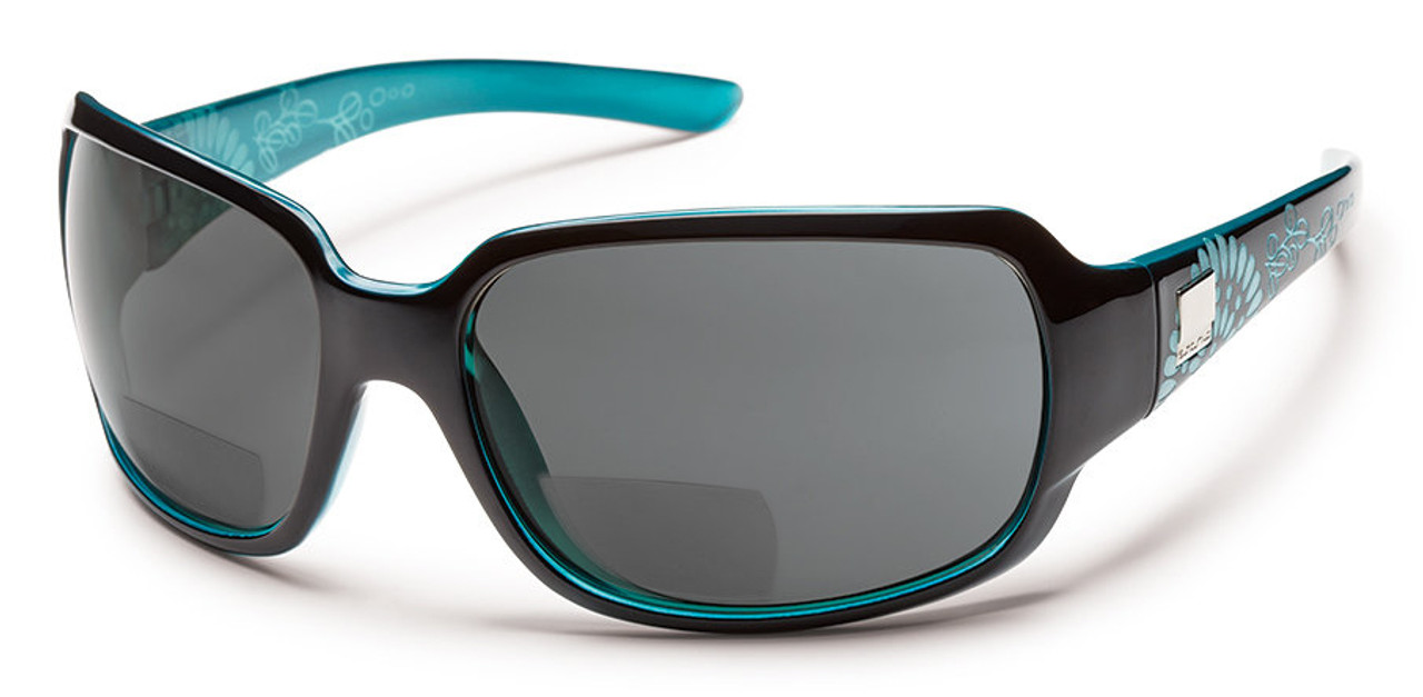 2538abe38d5 ... Suncloud Cookie Polarized Bi-Focal Reading Sunglasses (Additional  Styles). Previous. Black Backpaint. Black-Purple. Brown Fade. Black Teal