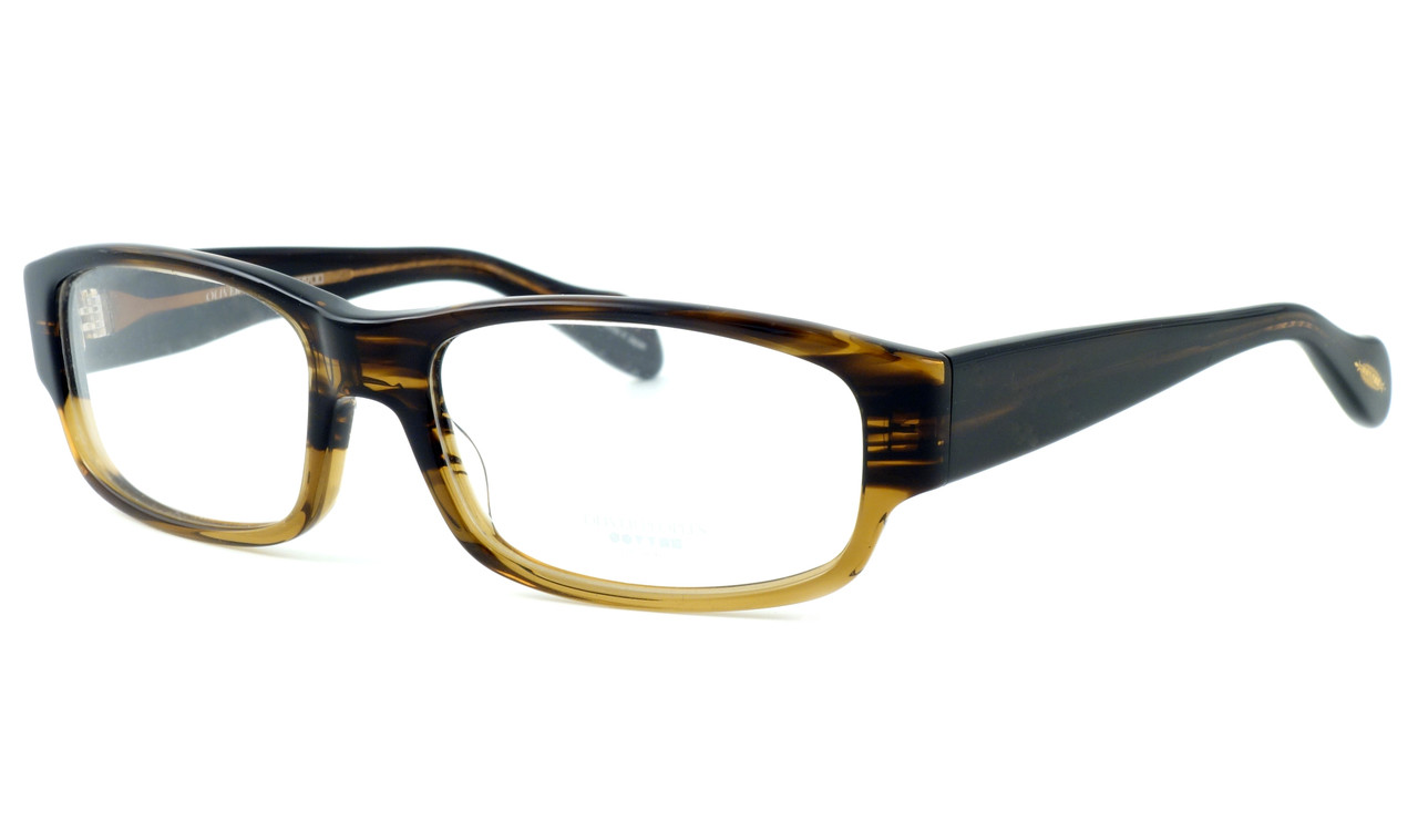 Right Primo Leftamp; 8108 Lens Optical Eyeglasses TortoiseCustom In Oliver Peoples nOPX8k0w