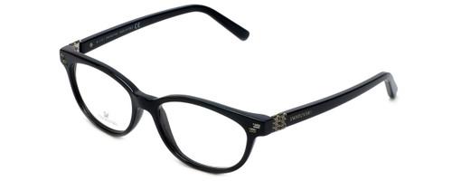 Swarovski Designer Eyeglasses Active SK5003-001 in Black :: Custom Left & Right Lens