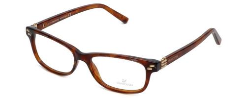 Swarovski Designer Eyeglasses Ana SK5004-053 in Tortoise :: Custom Left & Right Lens