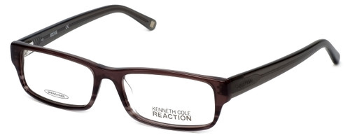 Kenneth Cole Reaction Designer Eyeglasses KC686-020 in Brown :: Custom Left & Right Lens