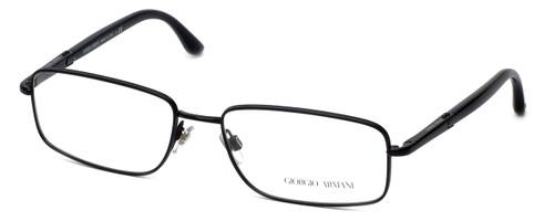 Giorgio Armani Designer Eyeglasses AR5006-3001 53mm in Black :: Custom Left & Right Lens
