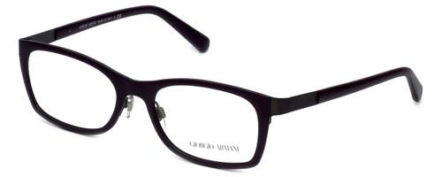 Giorgio Armani Designer Eyeglasses AR5013-3033 52mm in Purple :: Custom Left & Right Lens