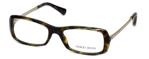 Giorgio Armani Designer Eyeglasses AR7011-5026 51mm in Tortoise :: Custom Left & Right Lens