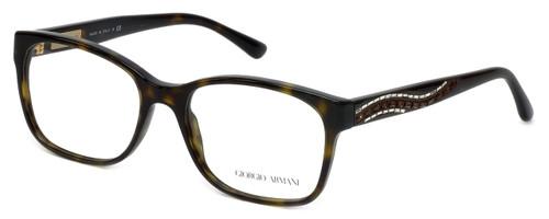Giorgio Armani Designer Eyeglasses AR7013B-5026 53mm in Havana :: Custom Left & Right Lens