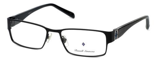 Argyleculture Designer Eyeglasses Archie in Black 56mm :: Custom Left & Right Lens