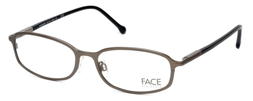 FACE Stockholm Blush 1302-5504 Designer Eyeglasses in Silver :: Custom Left & Right Lens