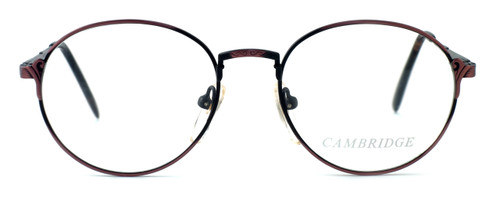 Regency International Designer Eyeglasses Cambridge in Antique Rose 50mm :: Custom Left & Right Lens