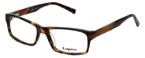 Esquire Designer Eyeglasses EQ1507 in Tortoise 54mm :: Custom Left & Right Lens