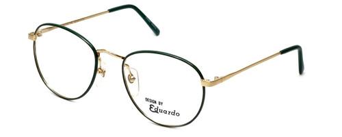 f3875df19a Regency Designer Eyeglasses Ashley in Gold-Jade 54mm    Custom Left   Right  Lens