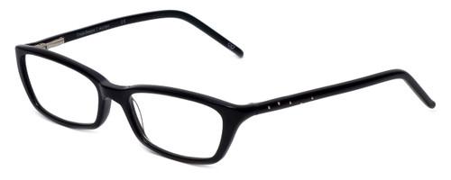 Cinzia Designer Eyeglasses CBR03 in Black 51mm :: Custom Left & Right Lens