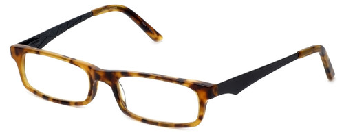 Cinzia Designer Eyeglasses Inside Job C3 in Tortoise 50mm :: Custom Left & Right Lens