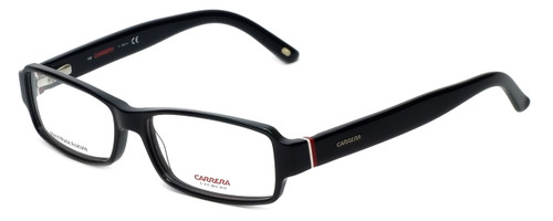 Carrera Designer Eyeglasses CA6179-OF7 in Black 54mm :: Custom Left & Right Lens