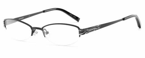Converse Designer Reading Glass Collection Look Out in Black :: Rx Single Vision