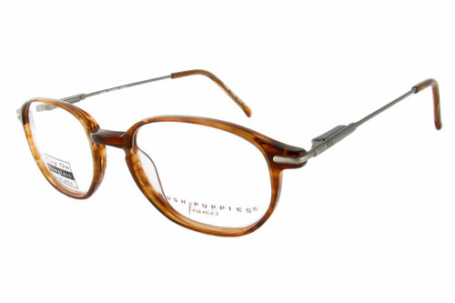 Hush Puppies Eyeglass Collection 320 in Tortoise :: Rx Single Vision