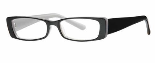 Scojo Designer Eyeglasses Saratoga in S&P :: Rx Single Vision