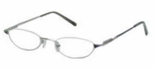 Jubilee Designer Eyeglasses 5220 in Silver-Grey :: Rx Single Vision