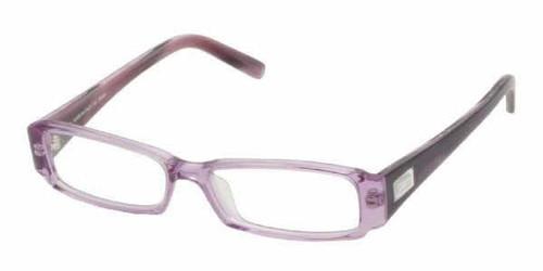 Fendi Designer Eyeglasses F891 in Purple :: Rx Single Vision