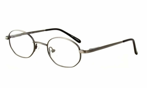 Calabria FlexPlus 67 Pewter Eyeglasses :: Rx Single Vision