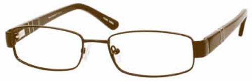 Marc Hunter 7269 in Brown Designer Eyeglasses :: Rx Single Vision