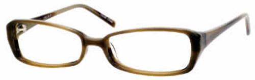 Valerie Spencer 9129 in Khaki Designer Eyeglasses :: Rx Single Vision