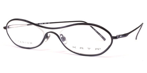 Kata Designer Eyeglasses 233 Tempo in Noi :: Rx Single Vision