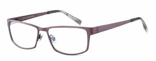 Jones New York Designer Reading Glasses J327 Matte-Gunmetal