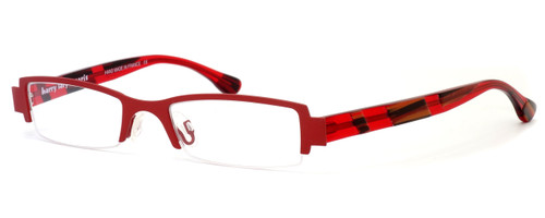 Harry Lary's French Optical Eyewear Bloody Eyeglasses in Red (360) :: Rx Single Vision