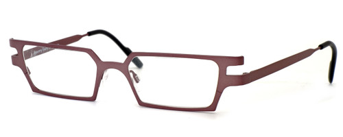 Harry Lary's French Optical Eyewear Chicky Eyeglasses in Pink (443) :: Rx Single Vision