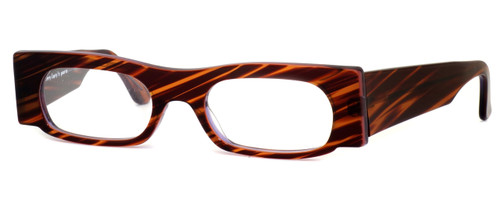 Harry Lary's French Optical Eyewear Explosy in Tortoise Stripe (914) :: Rx Single Vision