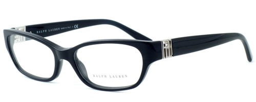 Ralph Lauren Designer Eyeglass Collection RL6081-5001 in Black :: Rx Single Vision