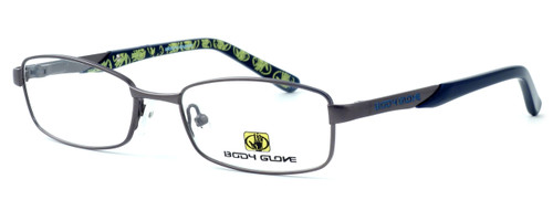 Body Glove BB117 Designer Eyeglasses in Gunmetal :: Rx Single Vision