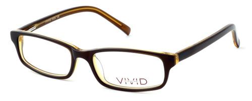 Calabria Optical Viv Kids Designer Eyeglasses 129 in Khaki :: Rx Single Vision