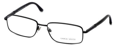 Giorgio Armani Designer Eyeglasses AR5006-3001 53mm in Black :: Rx Single Vision