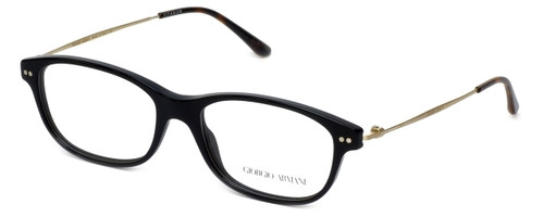 Giorgio Armani Designer Eyeglasses AR7007-5017 52mm in Black :: Rx Single Vision