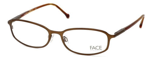 FACE Stockholm Blush 1302-5201 Designer Eyeglasses in Brown :: Rx Single Vision