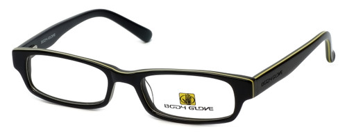 Body Glove Designer Eyeglasses BB113 in Black KIDS SIZE :: Rx Single Vision