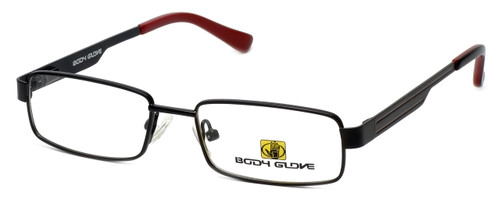 Body Glove Designer Eyeglasses BB127 in Black KIDS SIZE :: Rx Single Vision