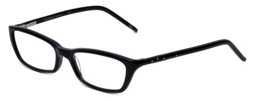 Cinzia Designer Eyeglasses CBR03 in Black 51mm :: Rx Single Vision
