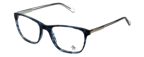 Original Penguin Designer Eyeglasses The Anderson in Navy 52mm :: Rx Single Vision