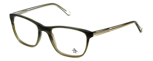 Original Penguin Designer Eyeglasses The Anderson in Olive 52mm :: Rx Single Vision